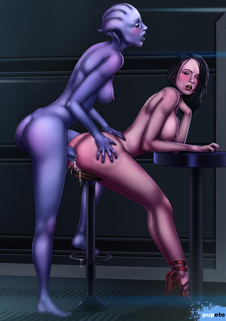 3d beautiful alien girl porn